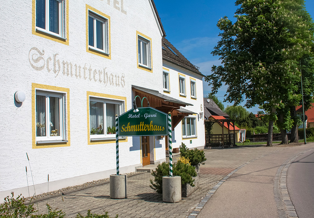Hotel Augsburg Nahe Messe